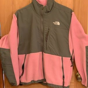 NorthFace Jacket! North Face! Pink!